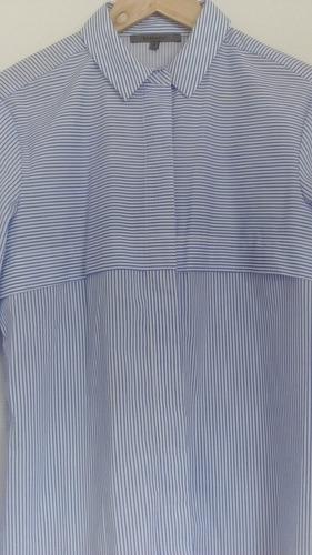 blusa polo vestido basement zara