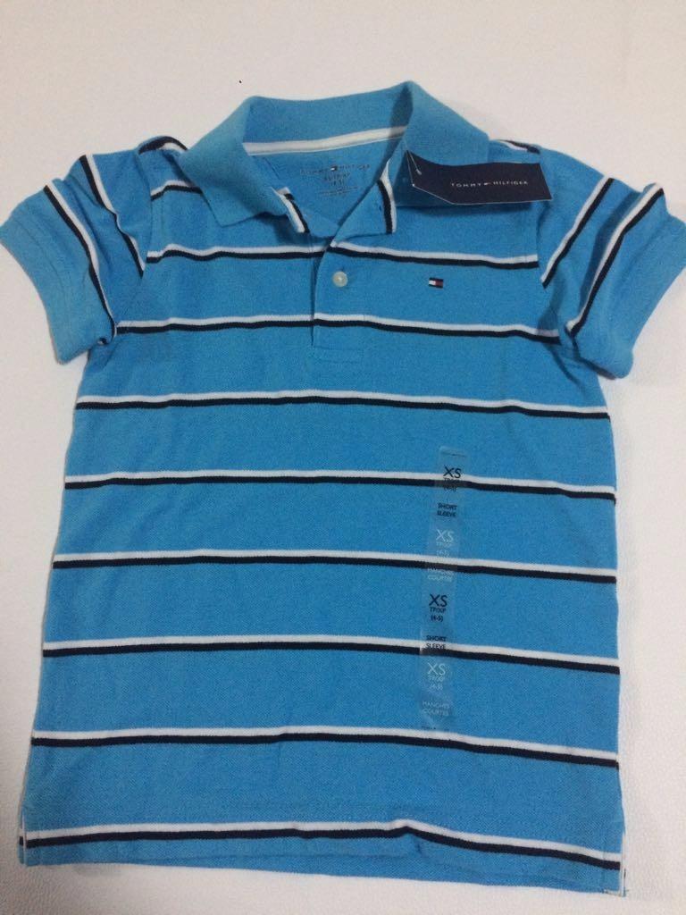 ce565ad482 Blusa Pulover Infantil Tommy Hilfiger Frete Gratis Usa !!!! - R$ 89 ...
