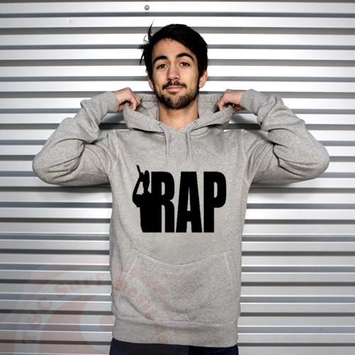 blusa rap é o som racionais moletom canguru casaco moleton