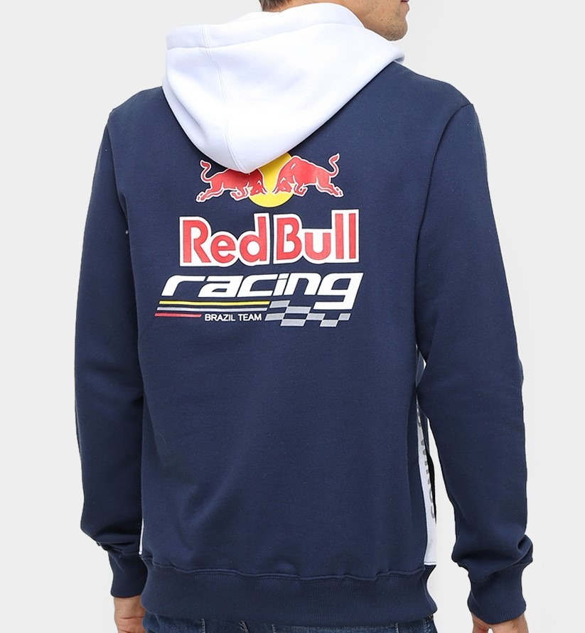 blusa red bull racing tom stock car team moletom marinho. Carregando zoom. 1b6cd95a997