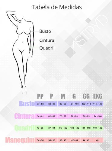 blusa regata feminina básica preta - marialicia. Carregando zoom. feb38b69256
