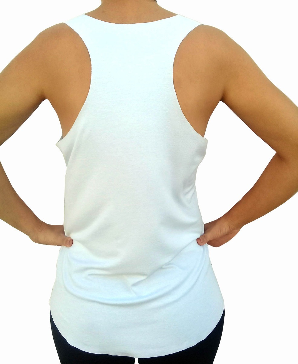 3423d4b145 blusa regata feminina fitness academia promoção plus size. Carregando zoom.