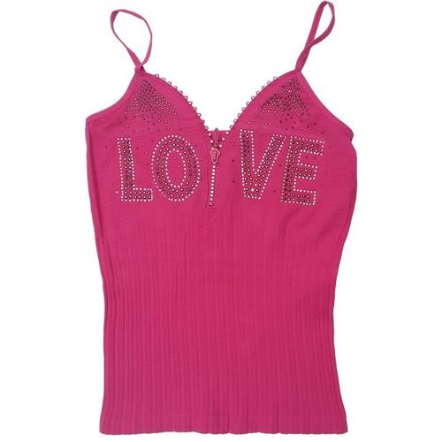 blusa regata feminina love frete grátis