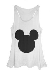 cae523ae8 Blusa Mickey Mouse Regata Nova - Camisetas e Blusas no Mercado Livre ...