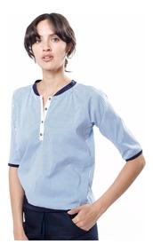 71ebbe21f Ideal Para Gorditas Blusas Remeras Manga - Blusas de Mujer 3/4 M en ...