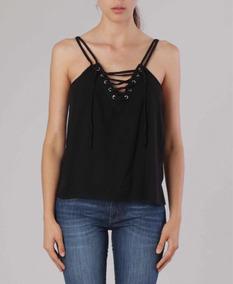 d9f257cb2 Camisa Negra Mujer Camisas Chombas Blusas - Ropa y Accesorios en ...