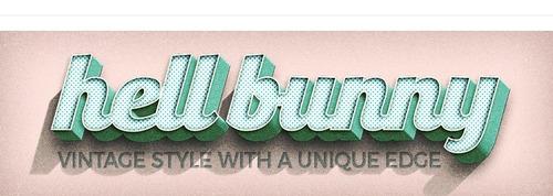 blusa / retro/ vintage/ punk/ hell bunny #m