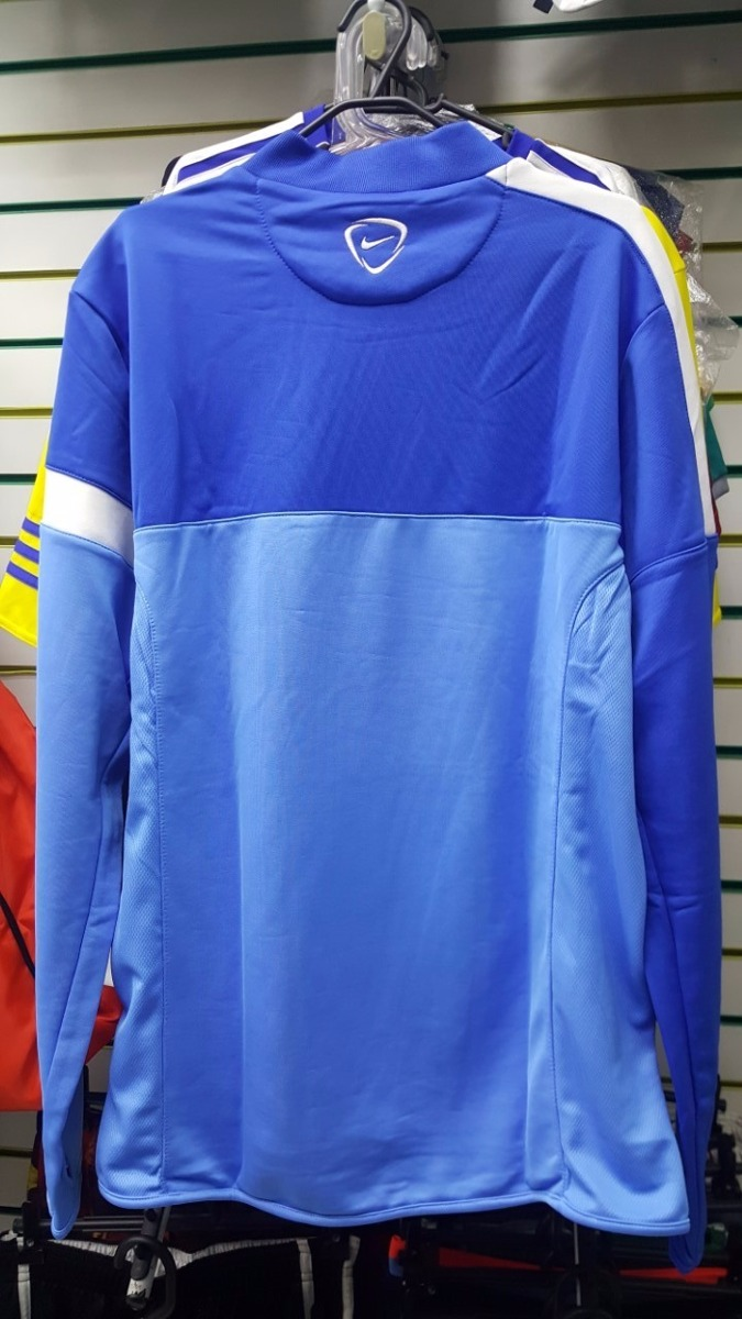 1e28c9d312cbb blusa santos nike manga longa azul pronta entrega. Carregando zoom.