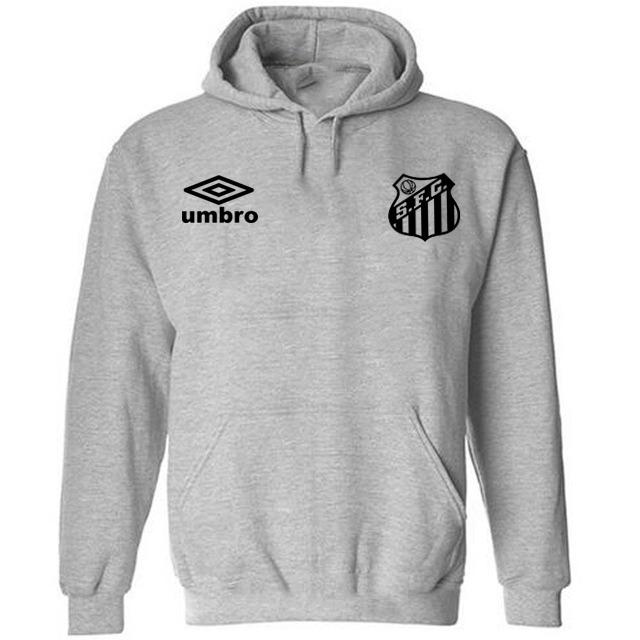 669d081966 Blusa Santos Paulista F.c Casaco Moletom Canguru Promoção! - R  69 ...