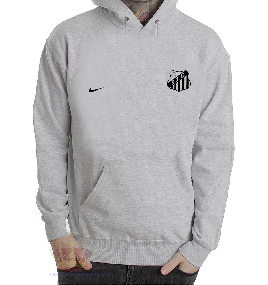 e20fdd49af blusa santos paulista futebol club casaco moletom canguru!!! Carregando  zoom.