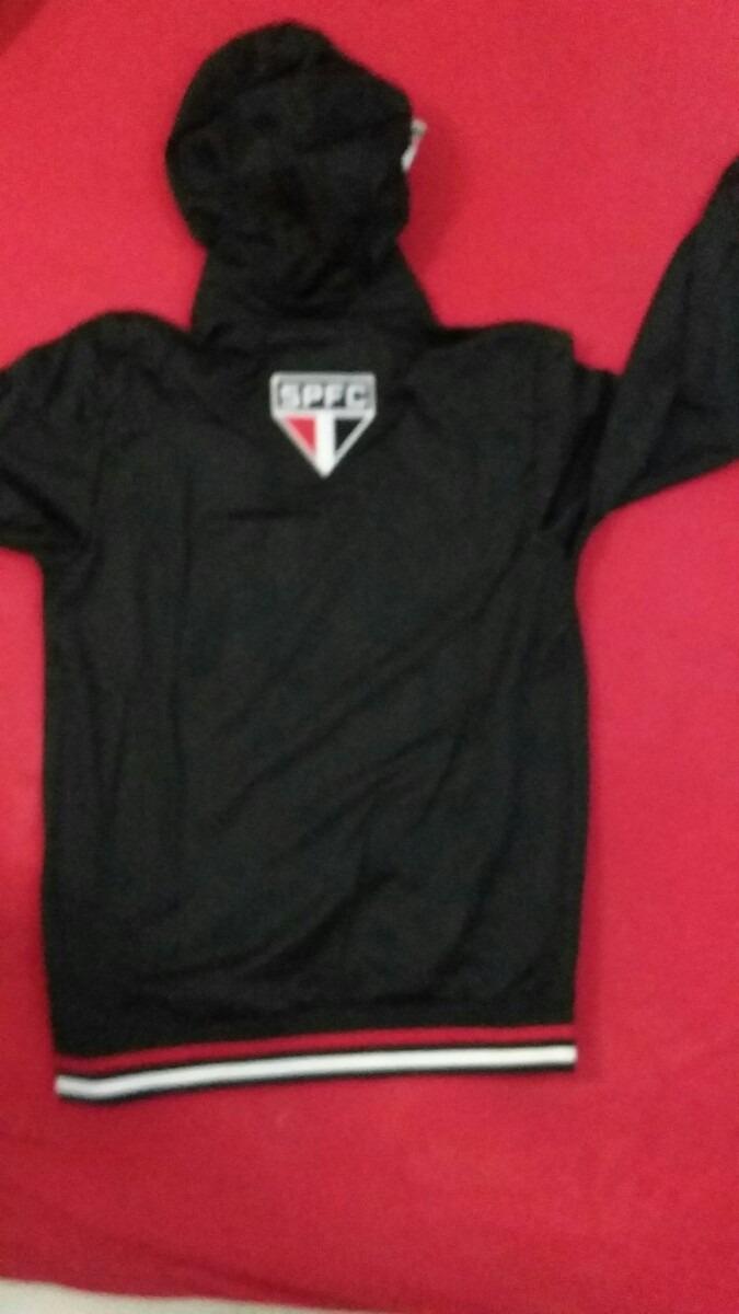 blusa se frio do time são paulo - capuz removível - oficial. Carregando  zoom. 3cc5bd0d7f51d