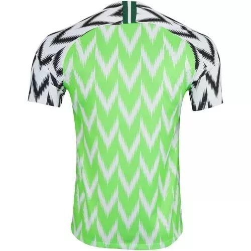 Blusa Seleção Nigeriana Nigéria De Futebol Copa Do Mundo 18 - R  144 ... 9abed43c569ee