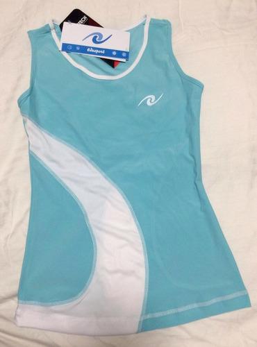 blusa strech deportiva