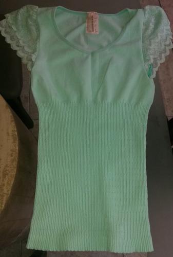 blusa stres importada talla única nueva