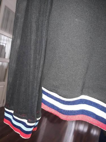 blusa sudadera desigual brigitte