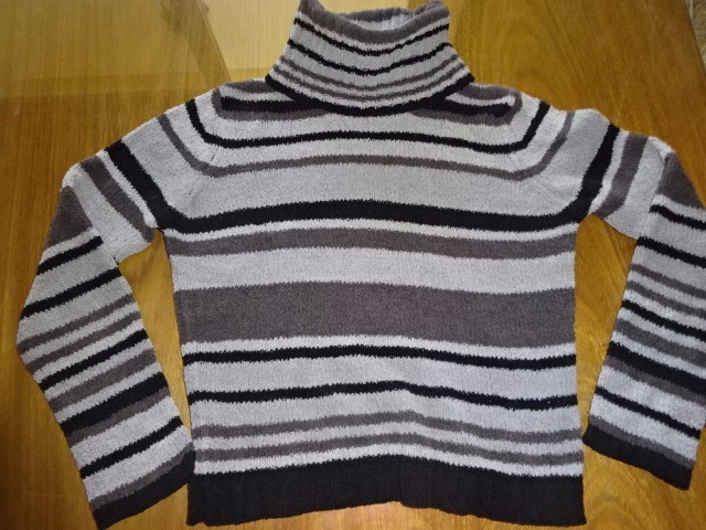 Blusa Suéter De Lã Marisa Gola Alta Tamanho M - R  30 1edce2ee462e3