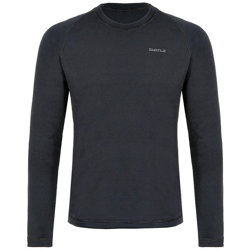 Blusa T-shirt Curtlo Thermo Plus -segunda Pele Masc Preto - R  175 ... 343e4efff4bc9