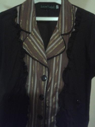 blusa talla plus  l, usada
