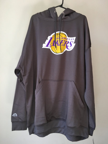 blusa tamanho gggg (3xl) los angeles lakers oficial majestic