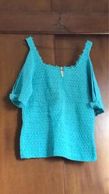 Blusas Tejidas A Mano Crochet Ropa Bolsas Y Calzado En Mercado