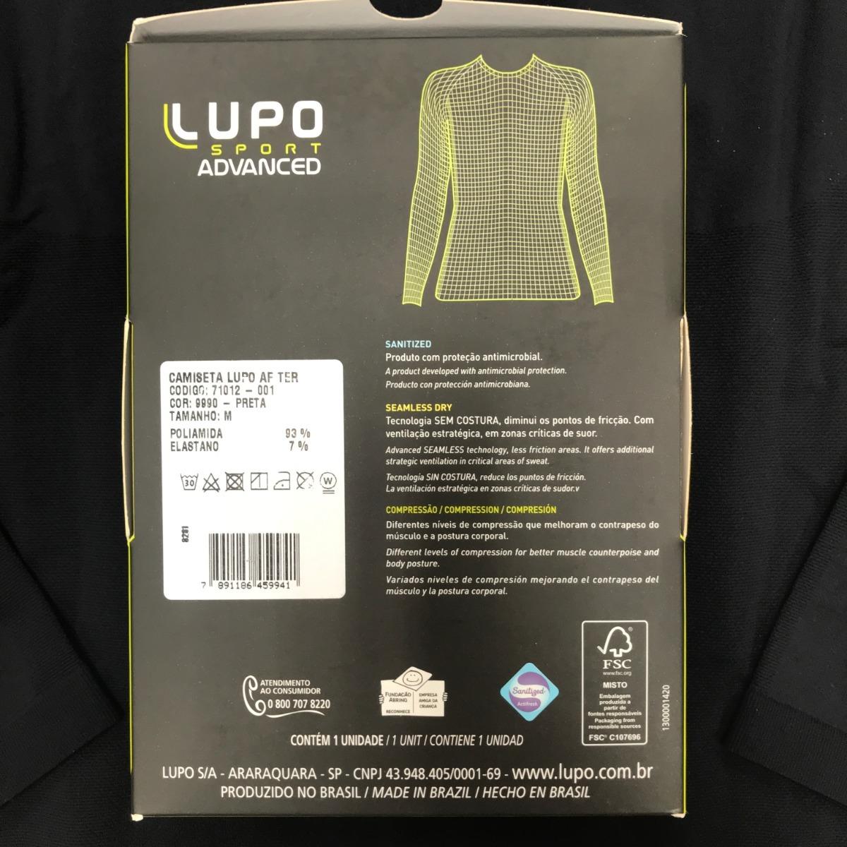 7f3bfdbee169 Blusa Térmica Feminina Lupo Sport Ref 71012 T-shirt I-max