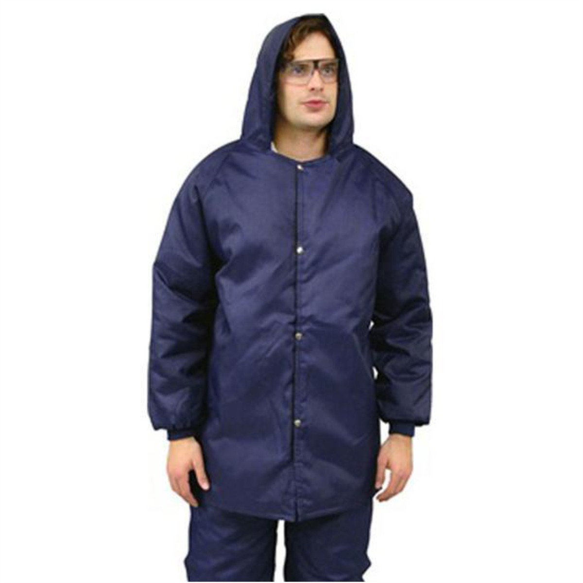 38618943a5836 Blusa Térmica Maicol Azul -35 Graus Camara Fria - R  89