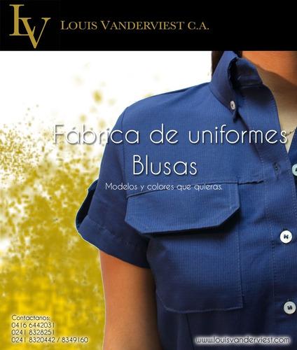 blusa tipo columbia  louis vanderviest