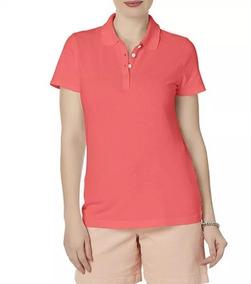 calidad perfecta real mejor valorado oficial de ventas calientes Blusa Tipo Polo Dama Extra 2x Laura Scott Alg/spandex Rosa