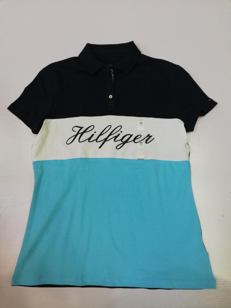 9a8db3eb378 Blusa Tipo Polo De Dama Tommy Hilfiger 100% Original -   600.00 en ...