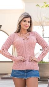 f79779e3f Blusa X Na Frente - Camisetas e Blusas para Feminino no Mercado ...