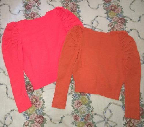 blusa tricot brenda shopp