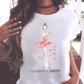 9f17df680a Camisetas De Ballet Capezio - Camisetas e Blusas para Feminino no ...