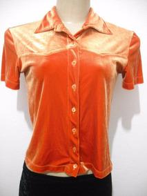 828c3680e Blusa Veludo Gelado Tam M Manga Curta - Camisetas e Blusas no ...