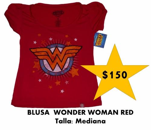 blusa wonder woman marca toxic