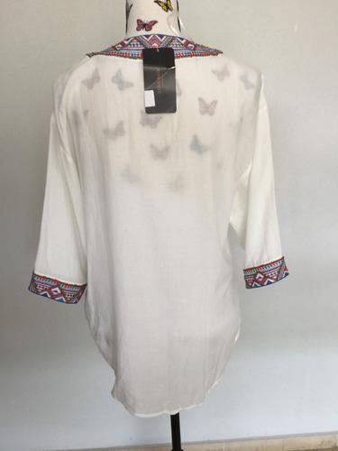 blusa zara nueva envío gratis