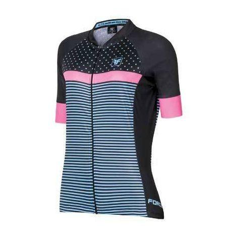 Blusa camisa Free Force Para Ciclismo Feminina Sport Bike - R  175 ... 3c91664d4