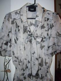 704f75deaec Topisima Blusa Morgan Talla 40 Camisas Chombas Blusas - Ropa y ...