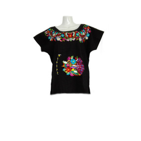 0e7b81a4a3 Ropa Típica Mexicana. Bordados De Yucatán. Flores De Colores - Ropa ...