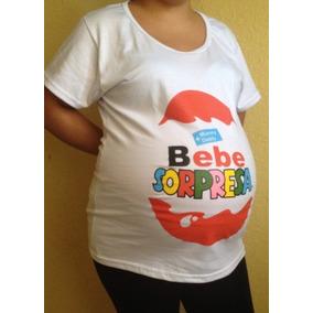 19da513ae Blusas Playeras De Maternidad Embarazo Embarazada Baby Showe