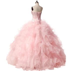 3bc231295 Vestido Tres Años Princesa en Mercado Libre México