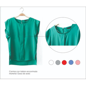 5be4898ce Blusas Tejidas A Crochet En Camisas Chombas Hombre - Ropa y ...