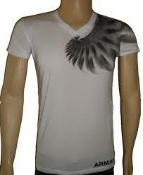 blusas armani