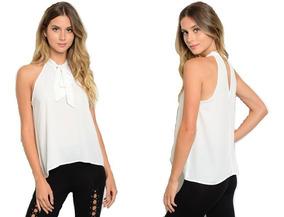 5dae9cfa9c6 Como Hacer Camisa De Gasa Moldes - Blusas de Mujer Corta en Mercado ...