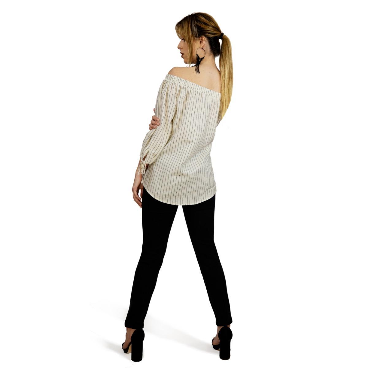 77fe975567fba blusas camisas camisolas mujer rayon hombros descubiertos. Cargando zoom.