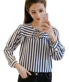2b07ffaaa Blusas Camisas De Dama Ropa Casual Tallas Plus Gorditas