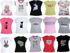 81f436b14c Marquillas Para Camisetas - Blusas para Mujer en Mercado Libre Colombia