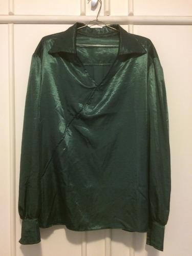 blusas ciganas masculinas - várias cores e tamanhos