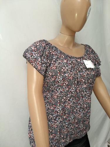 blusas de fibrana.talles especiales
