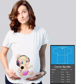 baratas para descuento 2e1ea 0d237 Blusas De Maternidad Blancas Nuevas Modelos Audífonos