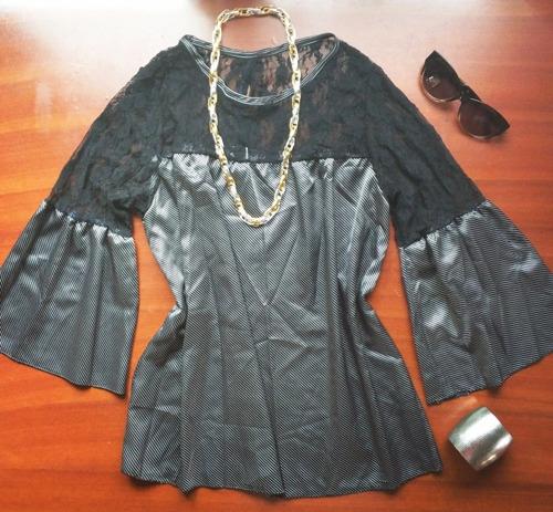 blusas elegantes